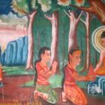 Peinture cambodgienne