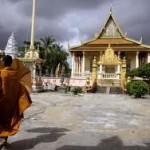 La pagode au Cambodge