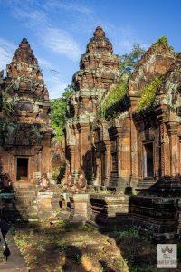 Le temple Banteay Srey