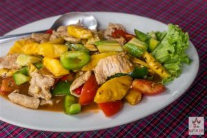 Restaurant à Banteay Srey